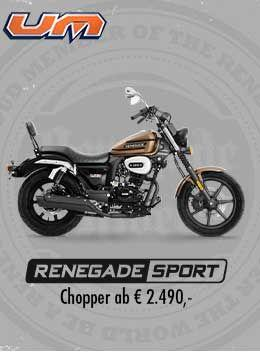 United Motor Renegade Sport