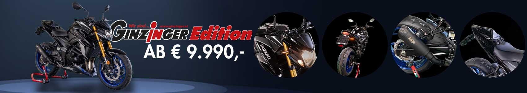 GSX-S750 Ginzinger Edition