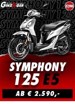 Sym Symphony 125