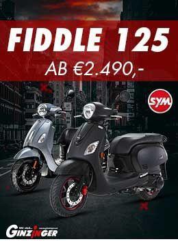 SYM Fiddle125