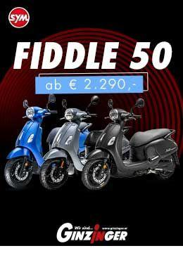SYM Fiddle 50