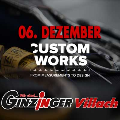 Dainese Custom Works in Villach