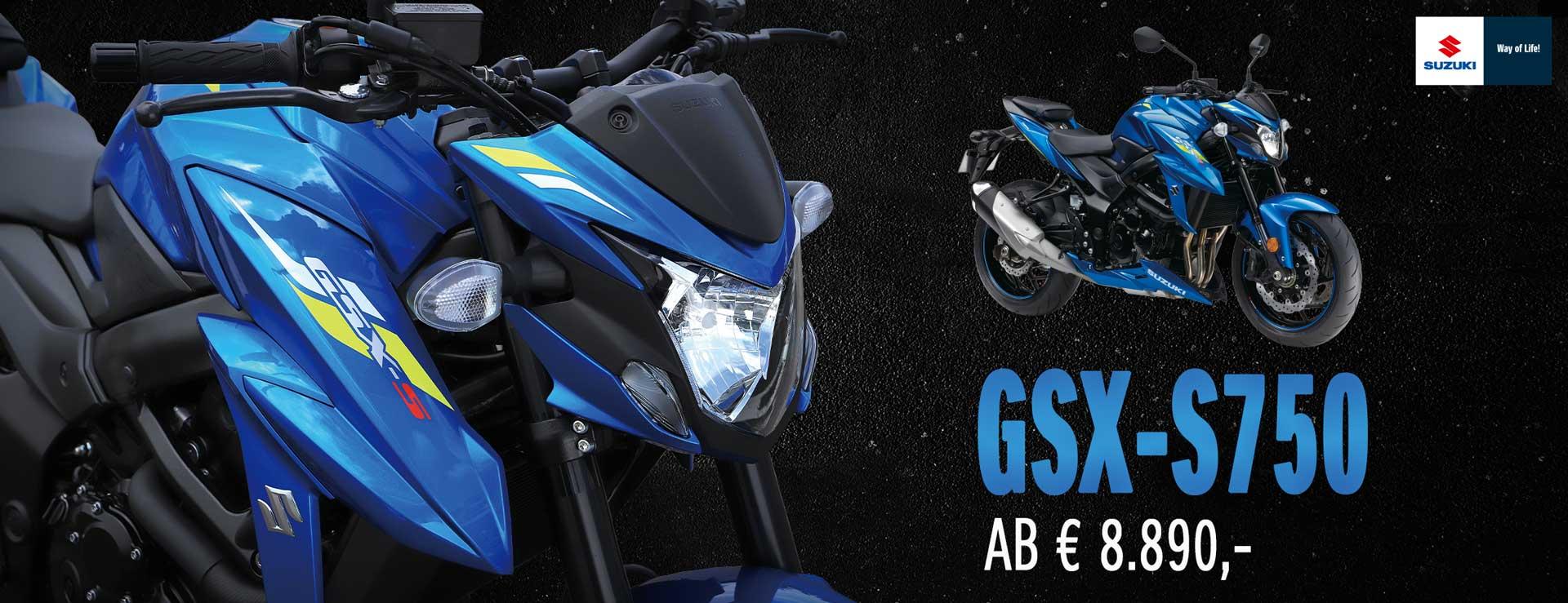 GSX-S750