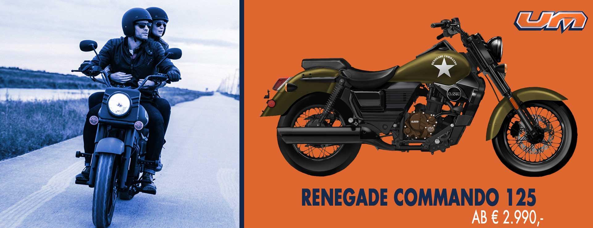 Renegade Classic 125