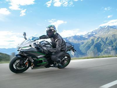 Ninja H2 SX SE Plus - MY19