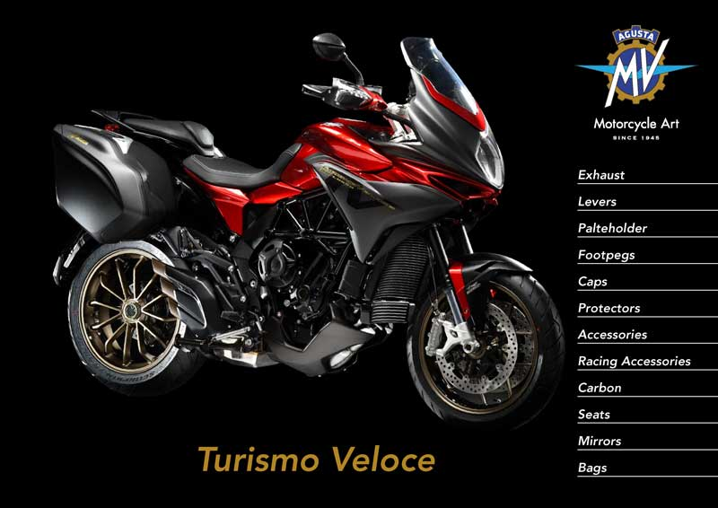 Special Parts Turismo Veloce